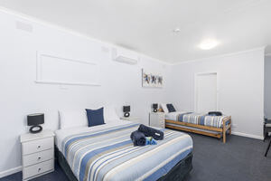 Family Room  Accommodation Maryborough Victoria | Wattle Grove Motel